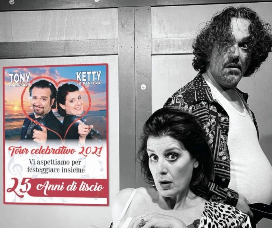 Tony & Ketty – commedia tragicomica da balera