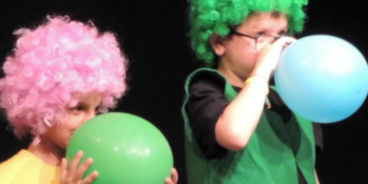 6-10 anni teatro / circo / musical